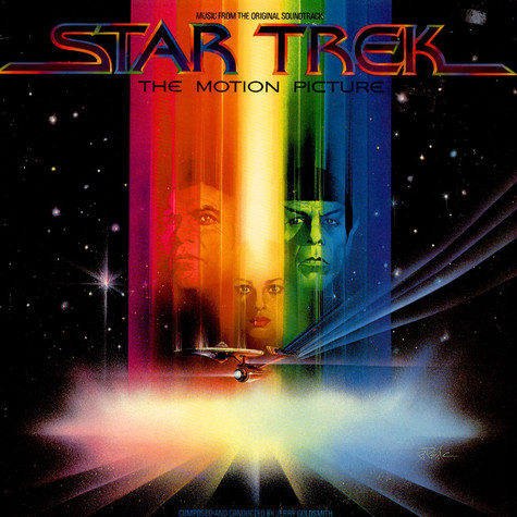 Jerry Goldsmith - OST Star Trek: The Motion Picture