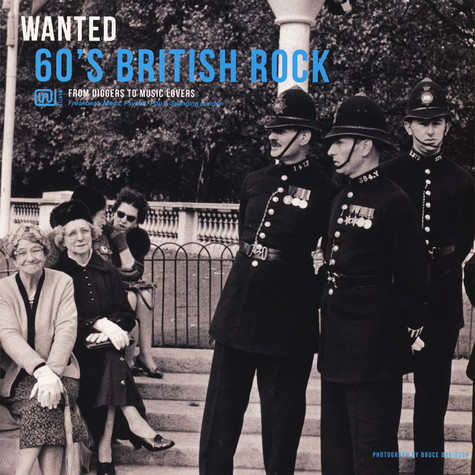 V.A. - Wanted 60's British Rock - From Diggers To Music Lovers