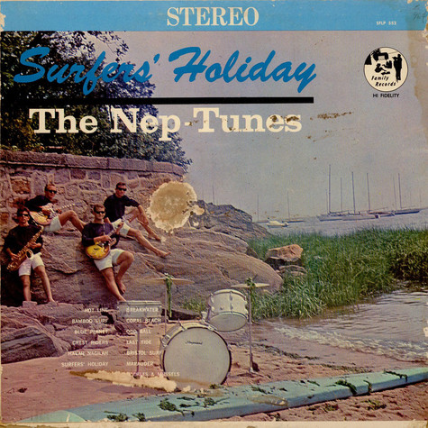 Nep-Tunes, The - Surfers' Holiday