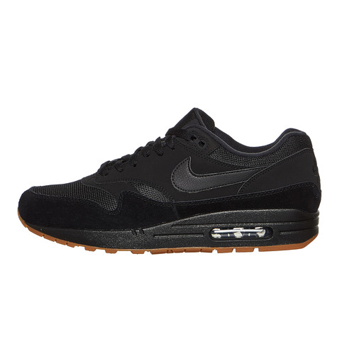 7710d8e38a Nike - Air Max 1 (Black / Black / Black / Gum Med Brown) | HHV