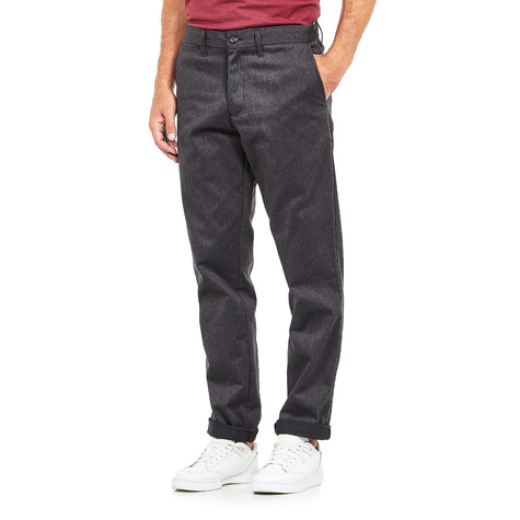 "Carhartt WIP - Johnson Pant ""Colchester"" Heather Stretch Twill, 11.5 oz"