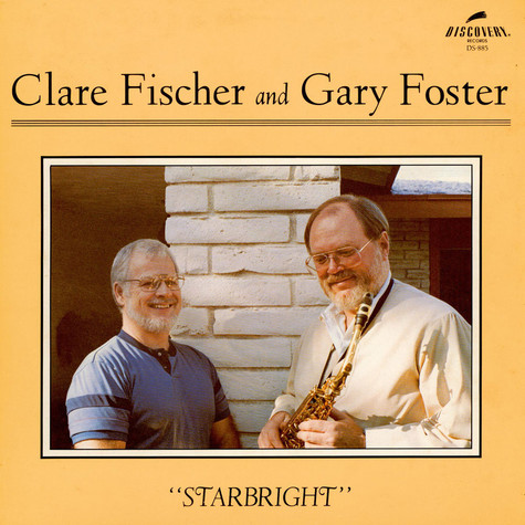 Clare Fischer and Gary Foster - Starbright
