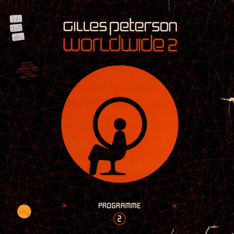 Gilles Peterson - Worldwide Programme 2