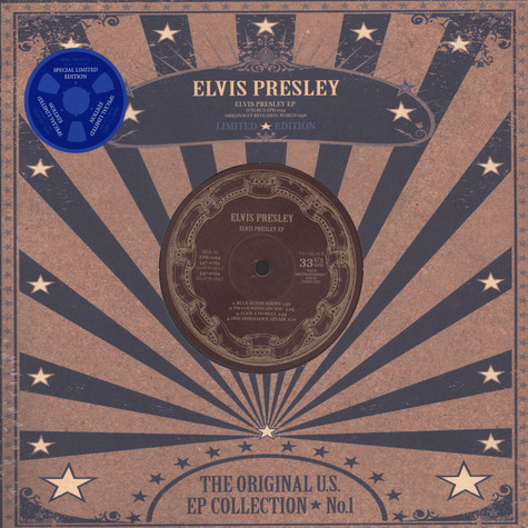Elvis Presley - US EP Collection Volume 1