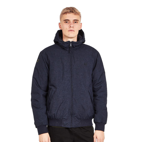 Fred Perry - Hooded Quilted Brentham Jacket