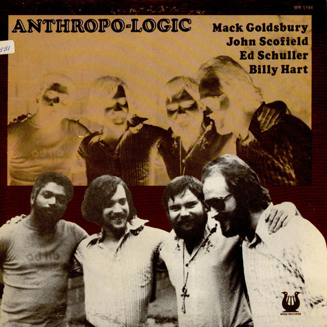 Mack Goldsbury - Anthropo-Logic