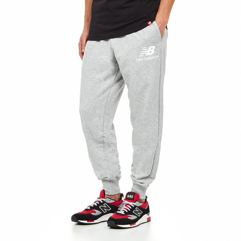 New Balance - Essentials FT Stack Logo Pant