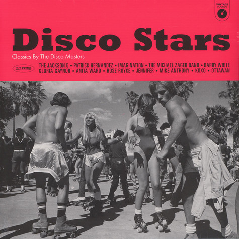 V.A. - Disco Stars - Vintage Sounds-Classics By The Disco Masters