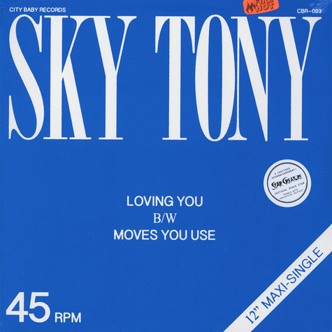 Sky Tony - Loving You & Moves You Use