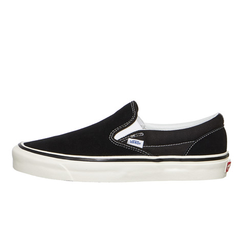 567858460bc Vans - Classic Slip-On 98 DX (Anaheim Factory) (Suede   Og Black)