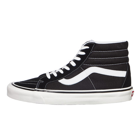 72b0f04a65c Vans - SK8-Hi 38 DX (Anaheim Factory) (Black   True White)
