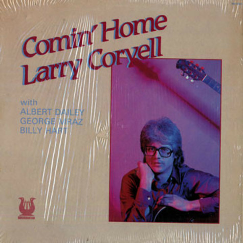 Larry Coryell - Comin' Home