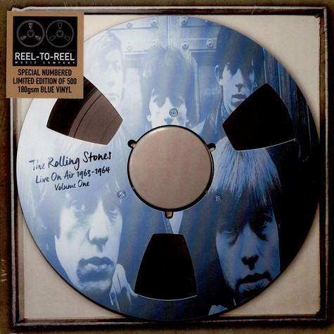 Rolling Stones, The - Live On Air 1963-1964 - Volume One