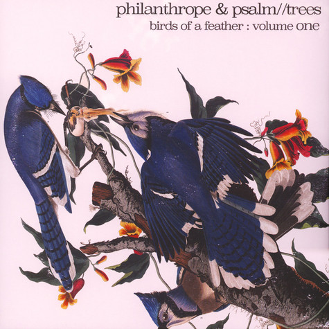 Philanthrope & Psalm//Trees - Birds Of A Feather Volume One Limited Transparent Vinyl