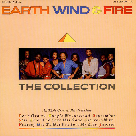 Earth, Wind & Fire - The Collection