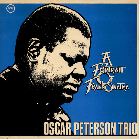 Oscar Peterson Trio, The - A Portrait Of Frank Sinatra