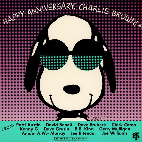 V.A. - Happy Anniversary, Charlie Brown!