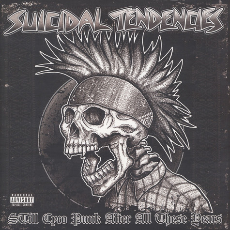 Suicidal Tendencies - Still Cyco Punk After All These Years Black Vinyl Edition