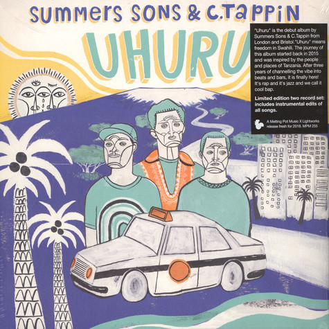 Summers Sons & C.Tappin - Uhuru