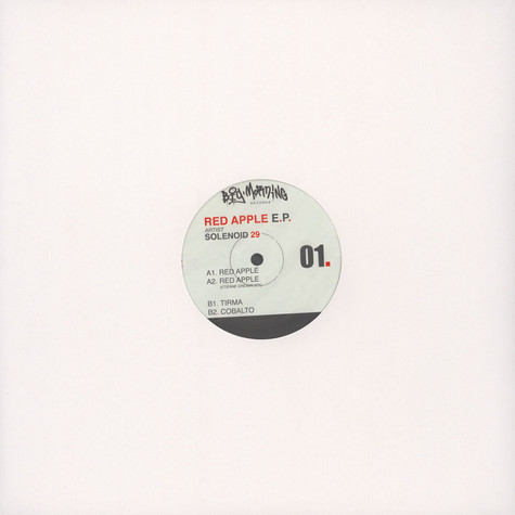 Solenoid 29 - Red Apple EP