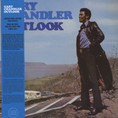 Gary Chandler - Outlook