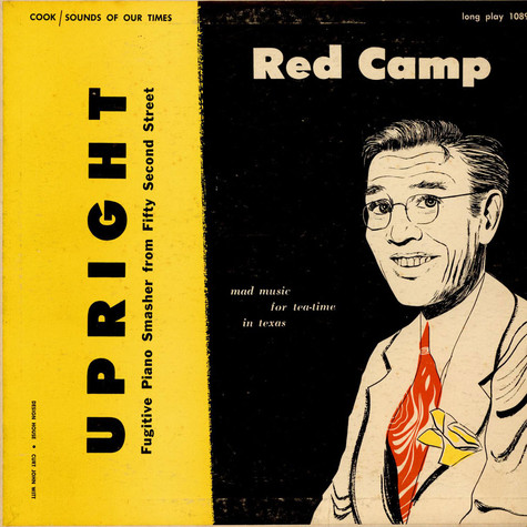 Red Camp - Upright