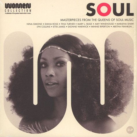 V.A. - Soul Women - Timeless Classics From The Queens Of Soul