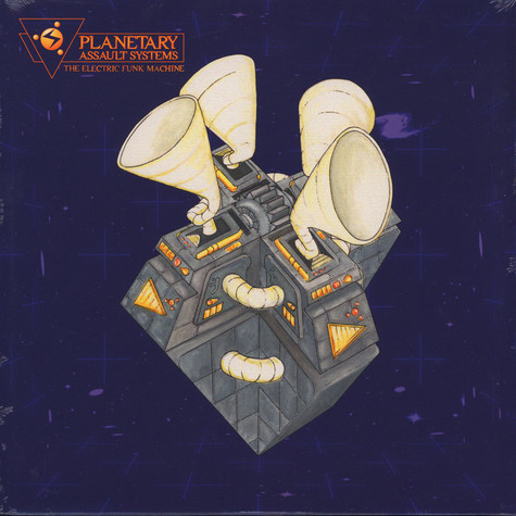 Planetary Assault Systems - The Electric Funk Machine