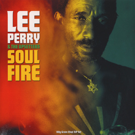 Lee Perry & The Upsetters - Soul On Fire