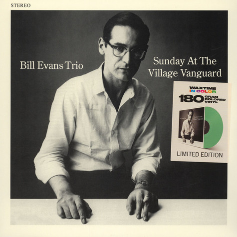 Bill Evans Trio - Sunday At The Village Vanguard Green Vinyl Edition