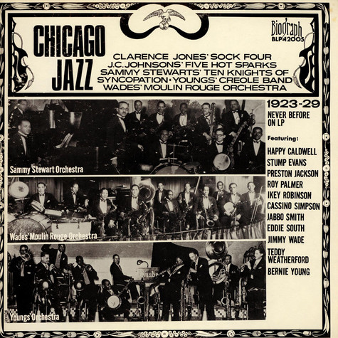V.A. - Chicago Jazz 1923-1929
