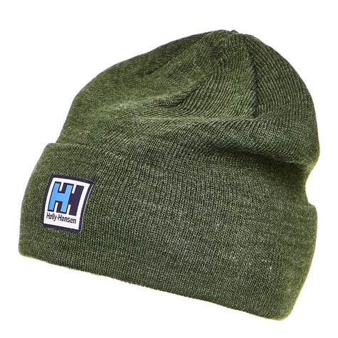 60827023386f5 Helly Hansen - HH Knitted Beanie (Mountain Green Melange)