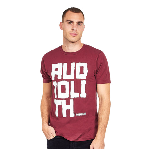 Audiolith - Blockrolle T-Shirt