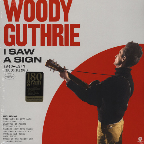 Woody Guthrie - I Saw A Sign 1940-1947 Recordings