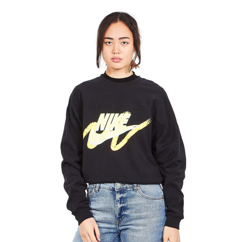 816e378ce Nike - Sportswear Archive Sweater (Black) | HHV