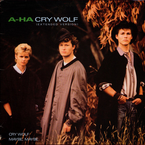 a-ha - Cry Wolf (Extended Version)