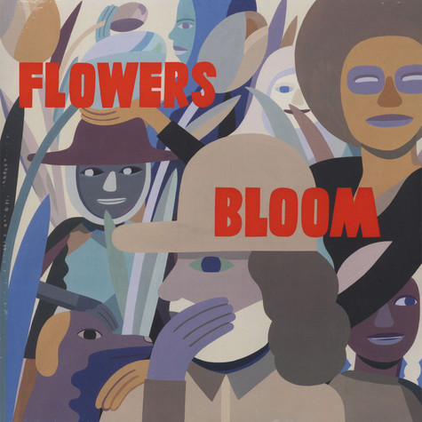 Mixtapers, The Feat. Georgia Anne Muldrew & Dudley Perkins - Flowers / Bloom