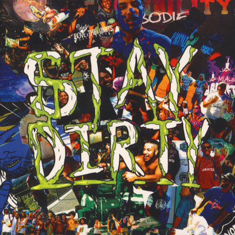 Nobodies - Stay Dirty Deluxe Edition