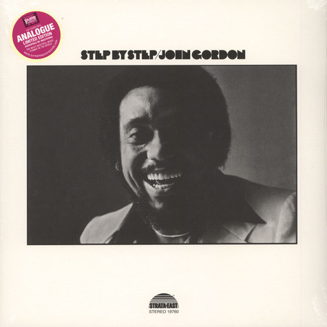John Gordon - Step By Step