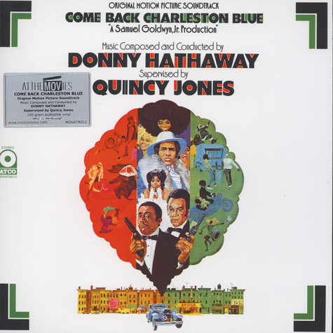 Donny Hathaway - Come Back, Charleston Blue