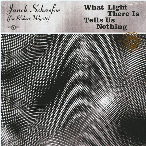 Janek Schaefer - What Light There Is Tells Us Nothing