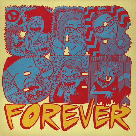 Jabber - Forever Limited Edition Etched Vinyl