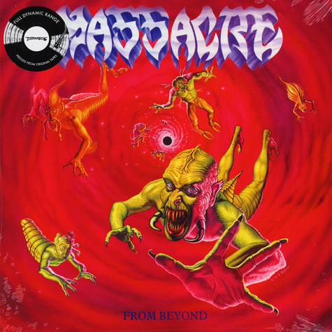 Massacre - From Beyond Remastered Edition