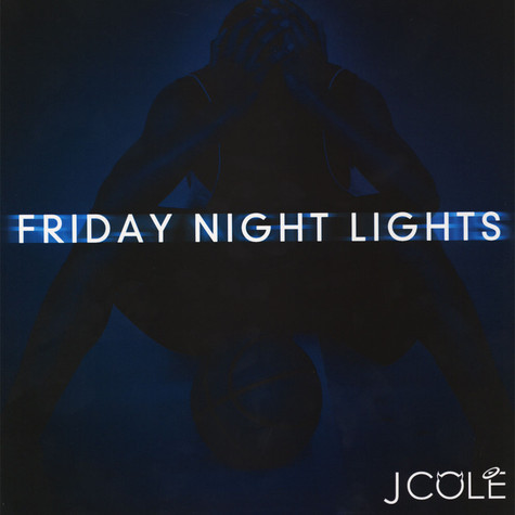 J. Cole - Friday Night Lights Colored Vinyl