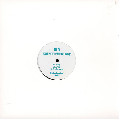 BLD - Extended Versions 2
