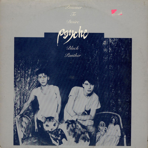 Psyche - Prisoner To Desire / Black Panther