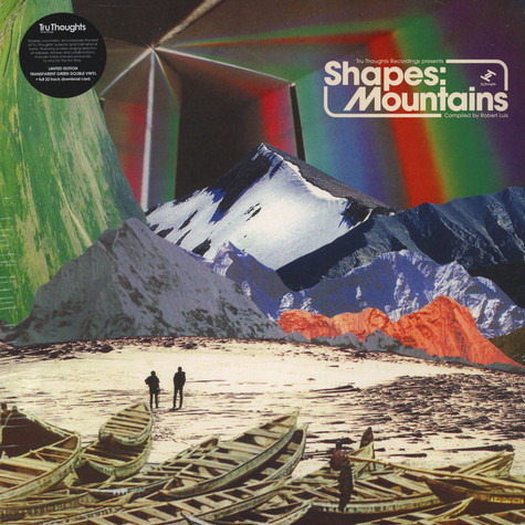 V.A. - Shapes: Mountains Green Vinyl Edition