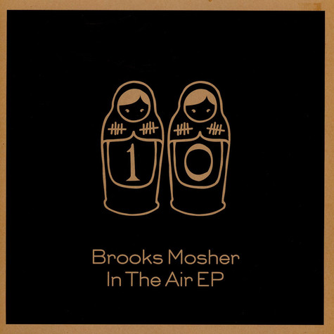 Brooks Mosher - In The Air EP