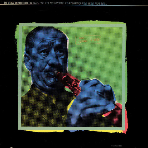Pee Wee Russell / George Wein & The Newport All-Stars - Salute To Newport: Featuring Pee Wee Russell