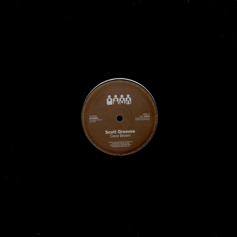 Scott Grooves - Coco Brown / La Riddum